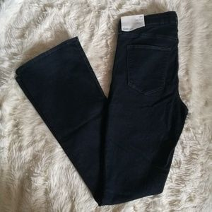 GAP Stretch Baby Boot Midrise Jeans Size 29 Long